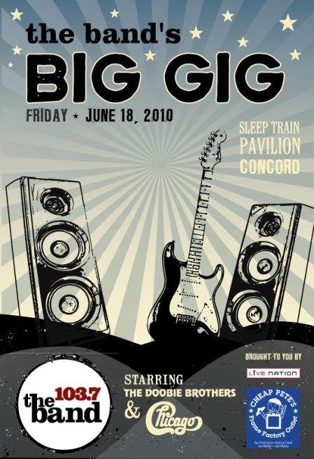 Big Gig poster