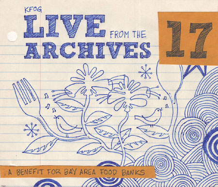 KFOG Live from the Archives 17 entry